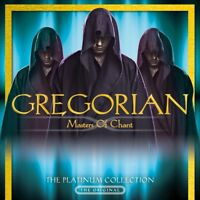 GREGORIAN - THE PLATINUM COLLECTION, MASTERS OF CHANT  2 CD NEW!