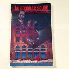 The Absolute Sound Ausgabe Volume 15 Number 64, 1990 TAS nad Spendor s-100 Best