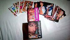 Costantino Vitagliano Book Photo Cards Stickers Lele Mora 2004 Tronista Filippi