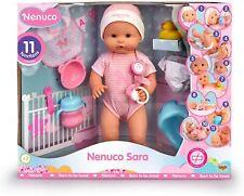 Famosa - Nenuco Sara, Bambola Educativa