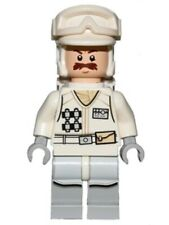 Lego Star Wars Hoth Rebel Trooper sw760 Minifigure Figurine Personnage New