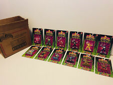 Power Rangers Collectable Figures Complete Set(12) w/Factory Box! (Bandai 1993)