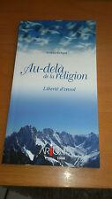 André Richard - Au delà de la Religion Liberte d'Envol - Arion
