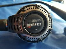 Mares Abyss Regulator DFC EN250 First & Second Stage Scuba Diving