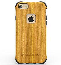 Ballistic Urbanite Select Tough Rear Case for Apple iPhone 7 - Honey Wood