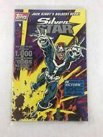 Silver Star 1993 1 of 4 Comic Book Topps Comics