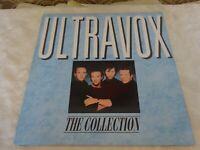 Ultravox The Collection LP Original Album LP Record Vinyl UTV1