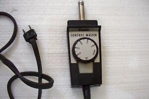 Vintage Presto SS-32B Genuine Control Master Electric Fry Pan Heat Cord HC-1B