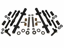 DELUXE Front End Kit 1951-1954 Henry J & Kaiser Darrin King Pin Kit Tie Rod Ends