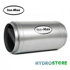 """Iso-Max Airforce 2 Acoustic Fan 6"""", 8"""", 10"""", 12"""". Iso Max."""