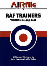 AIRFILE 8 RAF TRAINERS V2 1945-2012 CHIPMUNK_SLINGSBY_GROB_CANBERRA_TORNADO