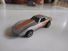 Hotwheels Chevrolet Corvette in Grey