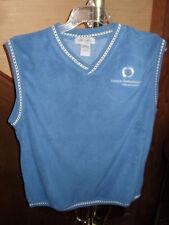 Lucent Technologies Men's Vest Sweater - Size Large