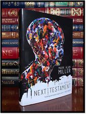 Clive Barker's Next Testament ✎Signed✎ by Mark Alan Moore New Hardback 1/350