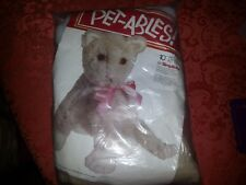 "Pet-Ables craft kit by Simplicity 10"" Kitten ready to sew tan stuffed animal"