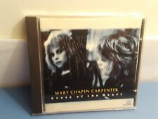 Mary Chapin Carpenter - State of the Heart (CD, 1989, CBS)