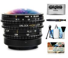 Canon EOS Camera Lenses 8mm Focal