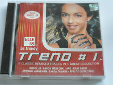 Trend # 1 - Various - India (CD Album) Used Very Good