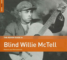 BLIND WILLIE MCTELL-THE SOUND TO BLIND WILLIE...-IMPORT CD WITH JAPAN OBI E51