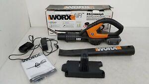 Worx Air Lea Blower Cordless WG565