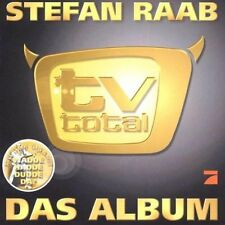 Stefan Raab Tv total-Das Album (2000) [CD]