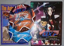 Tenchi Muyo! GXP - Police Diary 4 (DVD, 2006) FUNimation 2-disc set