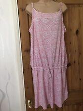 Pretty Secrets Women's Ladies Night Suit Playsuit Jumpsut Pyjama Size Uk 24/26