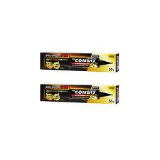 2pcs Combat Professional Strip Roach Killer Gel 1.06oz Maxforce Hydramethylnon