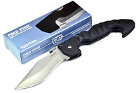 NEW Cold Steel Spartan Folding  Tactical Knife Gift