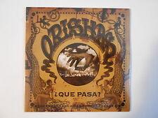 ORISHAS : QUE PASA ? [ CD SINGLE NEUF PORT GRATUIT ]