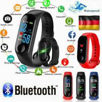 Smart Band Watch Armband Armband Fitness Tracker Blutdruck Herzfrequenz M3s