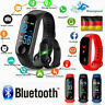 Smart Band Watch Armband Armband Fitness Tracker Blutdruck Herzfrequenz M3s