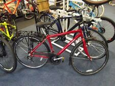 Unisex Adult Hybrid/Comfort Bike Bicycles with Mudguards