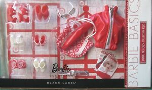 Barbie Basics Look No. 02 Collection Red 2011