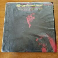 The Music Of Hoagy Carmichael; Bob Wilber Vinyl LP Monmouth Evergreen