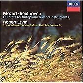 Mozart and Beethoven: Quintets for Fortepiano & Wind Instruments (1998)