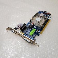Gigabyte 512mb GV-R4350C-512I PCI-e DVI HDMI VGA Graphics Card - Tested