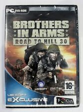 PC DVD ROM GAME Brothers in Arms Road to Hill 30  SHOOTER 2005  WW2  Sealed