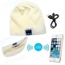 Warm Beanie Hat Wireless Bluetooth Music Cap Headphones Headset Speaker Mic W GL