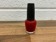 OPI Nail Lacquer in The Thrill of Brazil (Red-Orange) 15ml