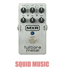 MXR M-116 Fullbore Metal Distortion Guitar Effects Pedal  M116 ( OPEN BOX )