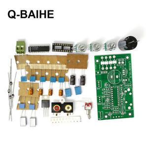 LM1036 DC Tonboard mit Bass und Höhen Einstellung Vorverstärker DIY Kit