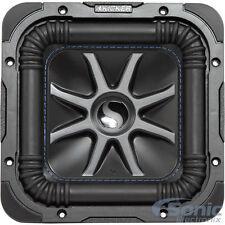KICKER L7S82 800W 8 Inch Solo-Baric L7-S Dual 2-Ohm Car Subwoofer Sub Woofer/Sub