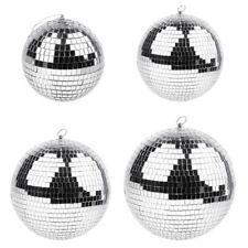 "6""/8""/10"" Mirror Glass Disco Ball Dance Party Stage Club Show Dj Lighting Effect"