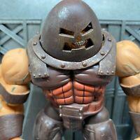 "Marvel Select DST X-Men Juggernaut Captain America With Hammer Custom 9/"" Figure"