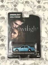 GreenLight Hollywood Collectible: Twilight - Ford Crown Vic Police Interceptor