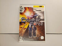 Counter Force Wii Like New CIB