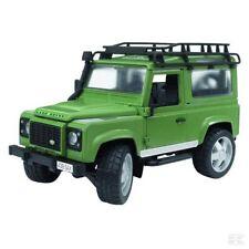 Bruder Green Land Rover Defender 1:16 Scale Model Toy Gift