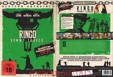 DVD RINGO KOMMT ZURÜCK Giuliano Gemma Duccio Tessari Italo-Western Uncut OOP NEU
