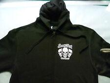 Kapuzen Sweater mit Zip für Harley Davidson Biker Southwestcustoms S M L XL XXL